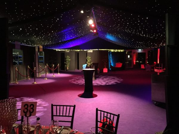 venue hire christmas