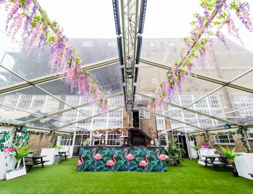 City Summer House Corporate Summer Party